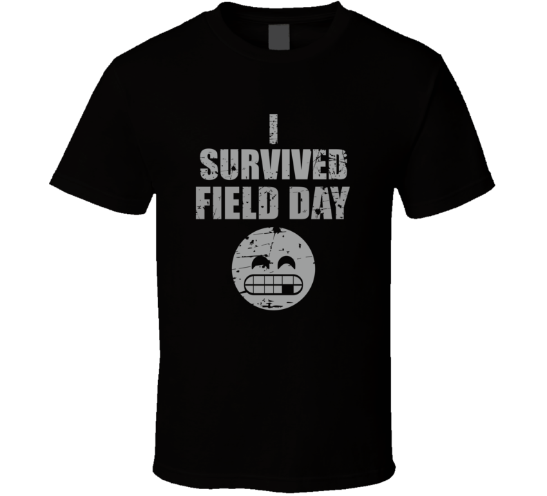 db5b4e89 I Survived Field Day Cool Funny Worn Look Party T Shirt   snake   T ...