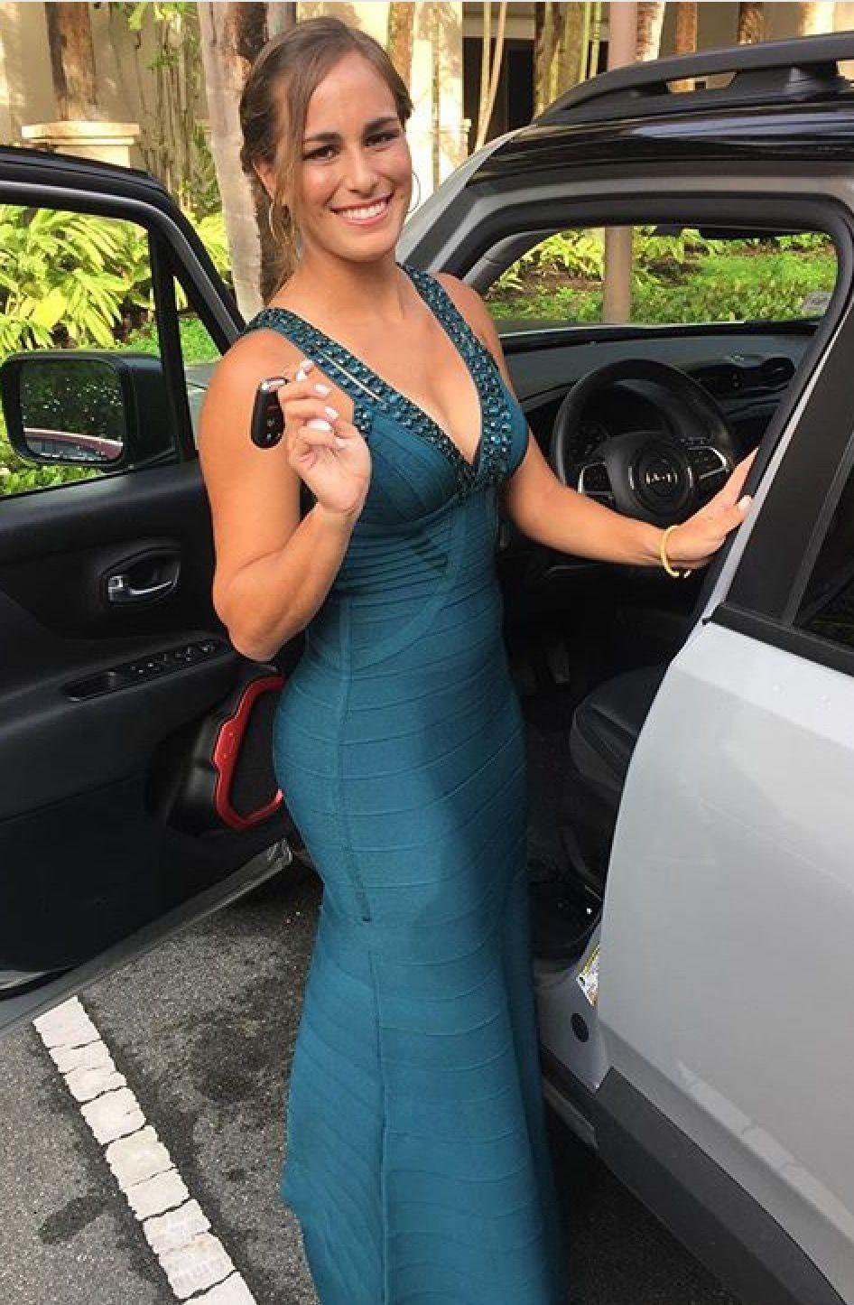 Blue dress monica 1990