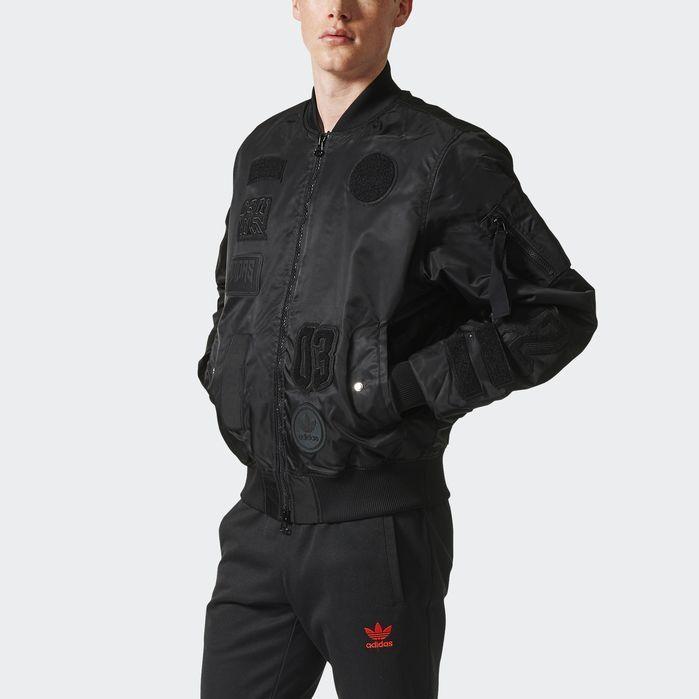 adidas Bomber Padded noir | adidas Canada