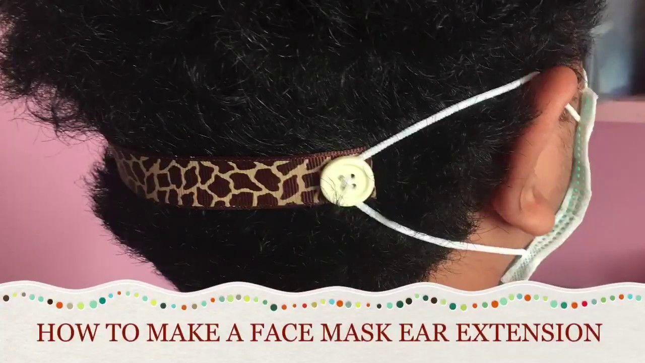 Pin On Handmade Face Mask