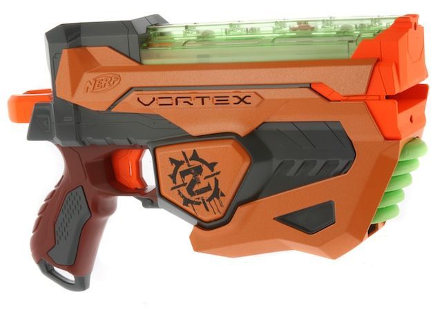 Nerf Nitron Vortex disc shooter (battery operated)