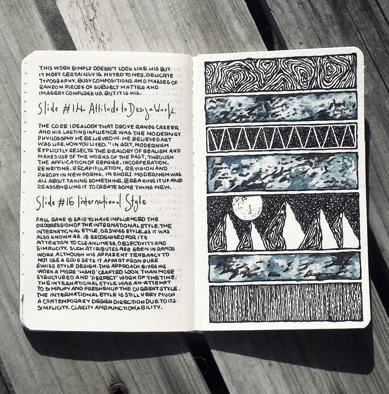 #journaling #partnered #sketching #love #page #with #the #of #alove the page of journaling partnered with a page of sketching