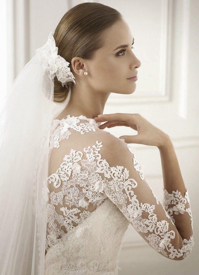 Pronovias 2015 Bridal Collections – Fashion Style Magazine - Page 20