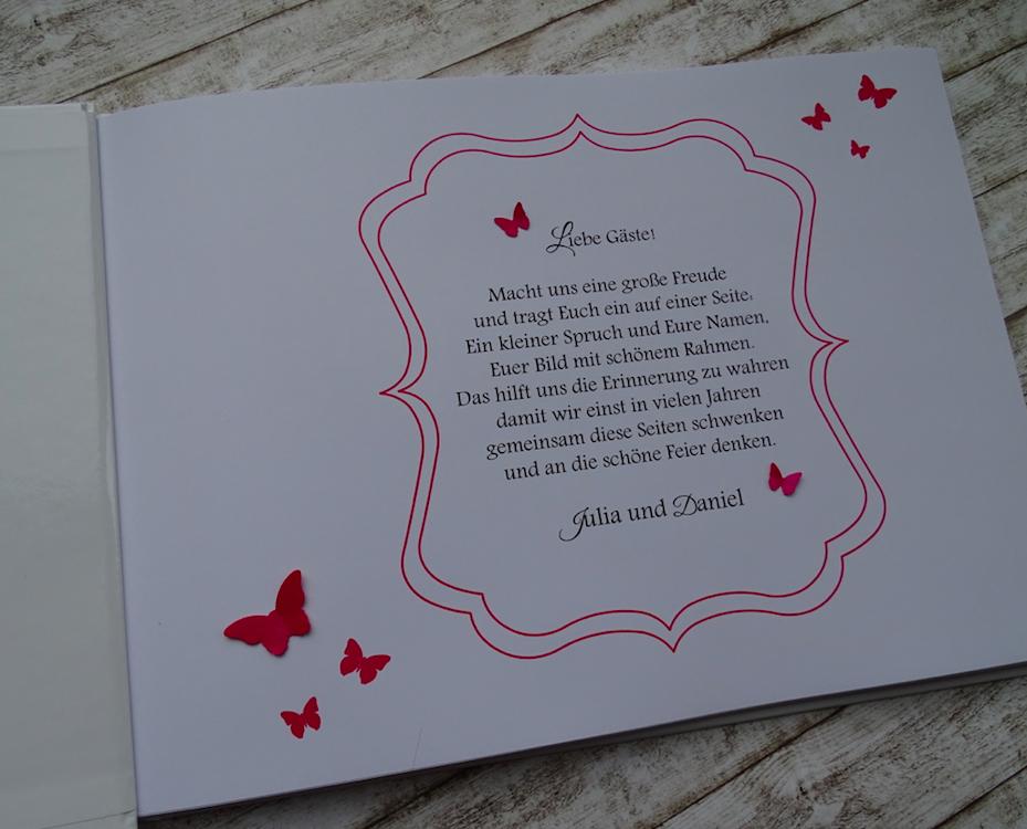 Gästebuch Hochzeit Einleitung (mit Bildern) | Gästebuch