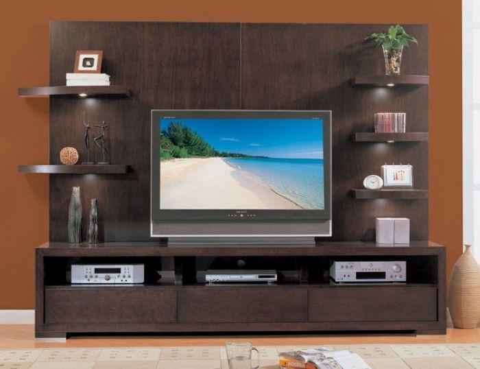 Best Modern Wall Tv Unit Design … Modern Tv Wall Units 400 x 300