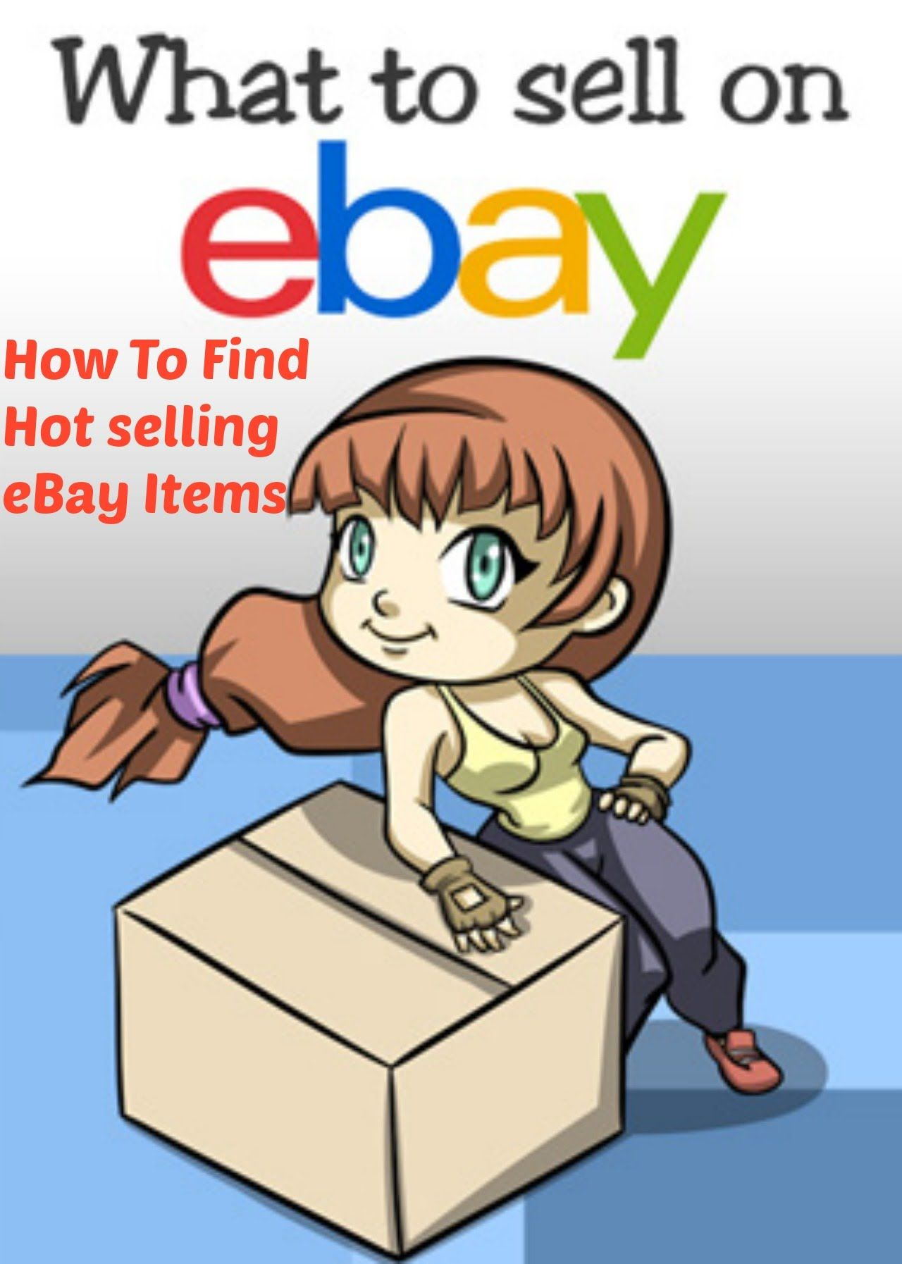 How To Find Hot Selling Items On Ebay Items That Sell Online Ds Domination Training Things To Sell Selling On Ebay Ebay Selling Tips