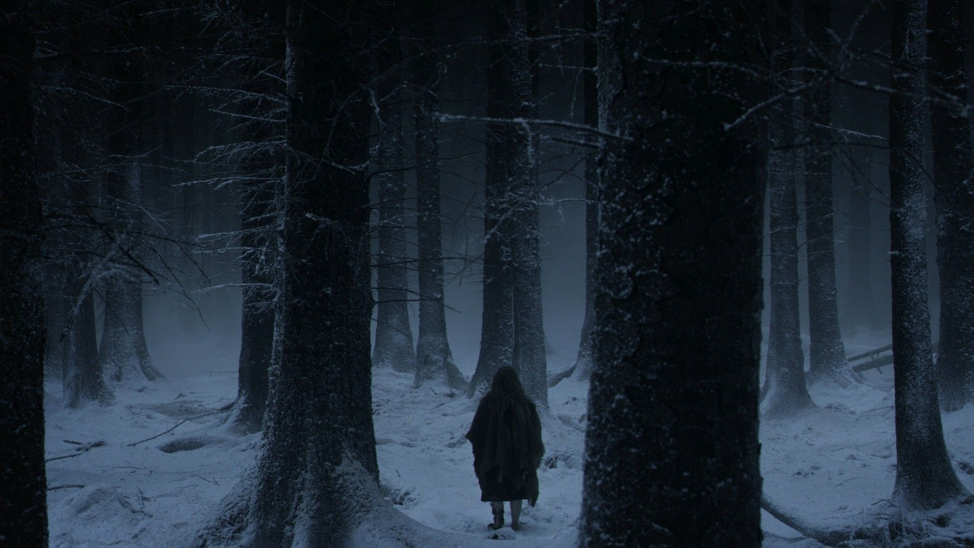 Thrones nights watch tv series forests night (1920x1080, nights, watch, series, forests, night)  via www.allwallpaper.in