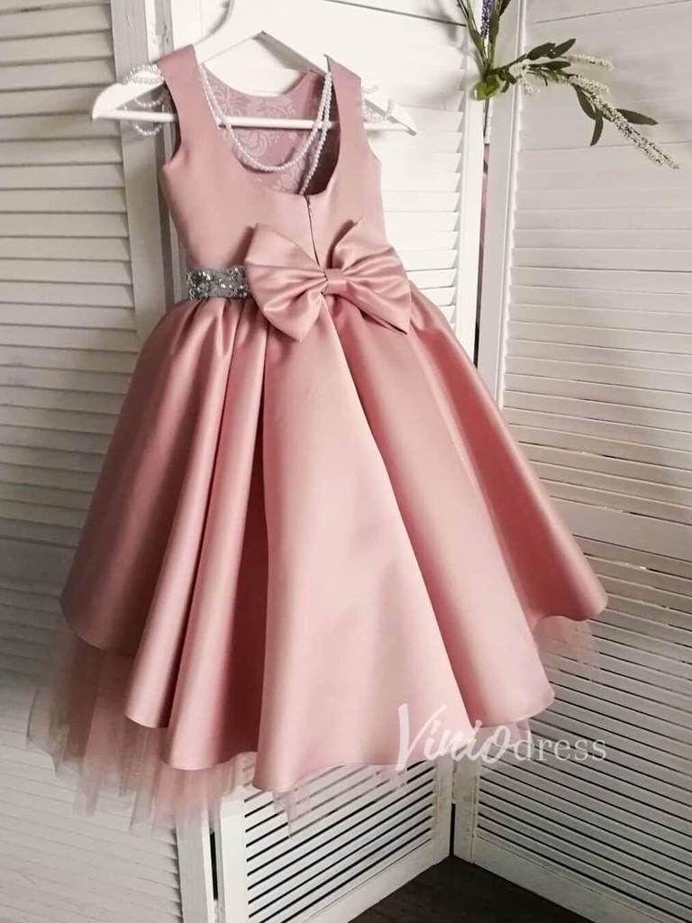 13+ Dusty rose girls dress ideas in 2021