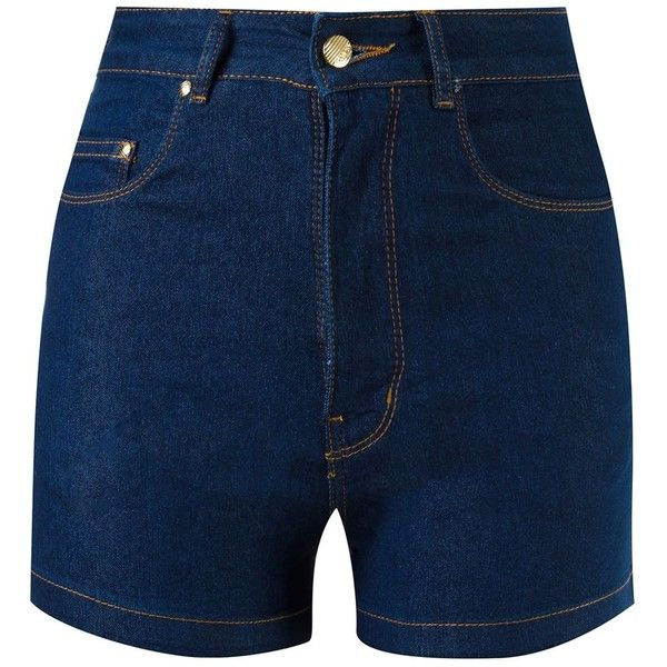 denim shorts - Black Amapô rGX08492