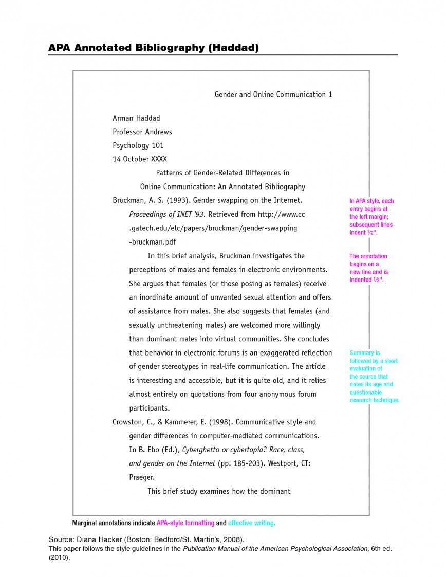 Help writing apa style paper