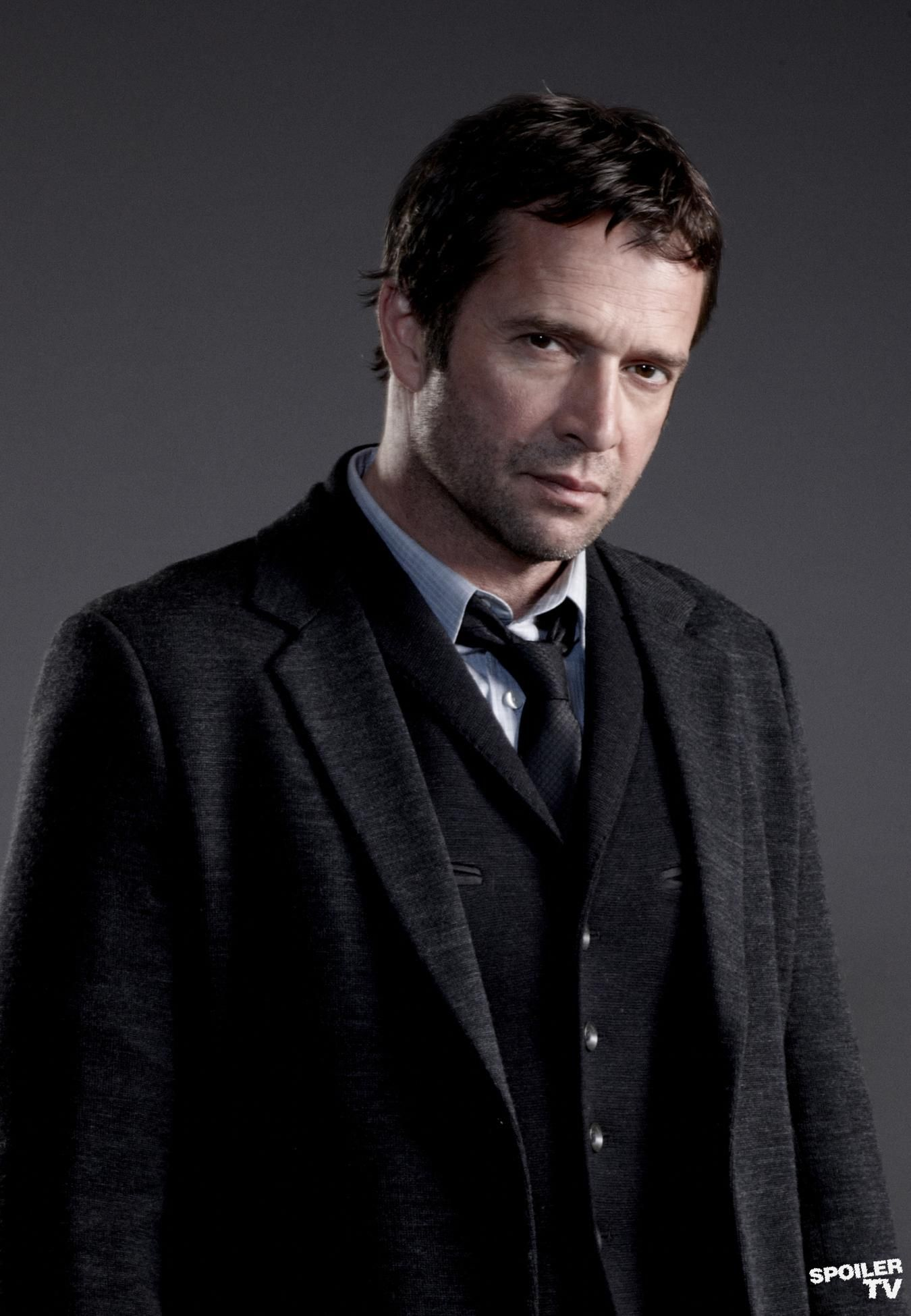 James Purefoy on Season Two of The Following: 'It's a Nice, Slow ...