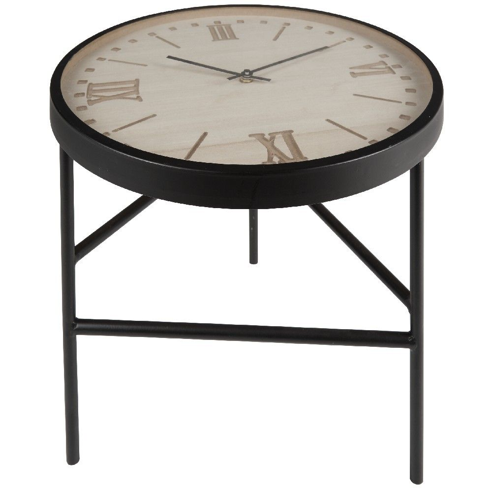 Horloge Pas Cher Gifi Horloge Loft Industriel Deco