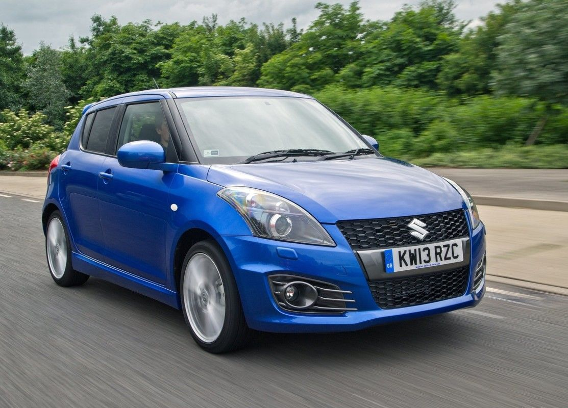 Suzuki swift sport 2013 pictures to pin on pinterest - 2013 Suzuki Swift Sport 5 Door Http Worldautomodification Com