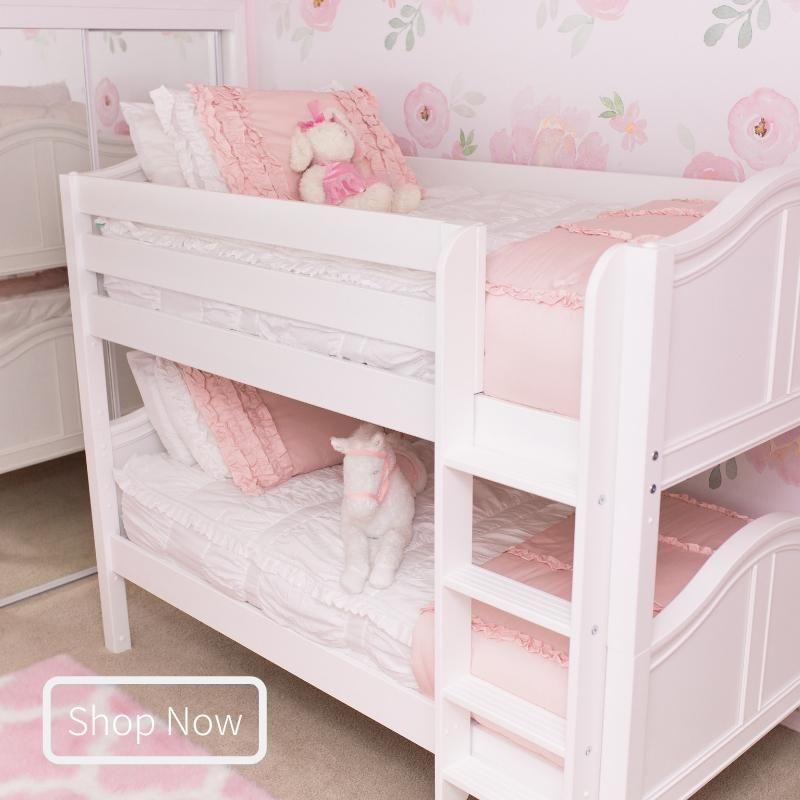 Twin Low Bunk Bed Bedroom Storage For Small Rooms Low Bunk Beds