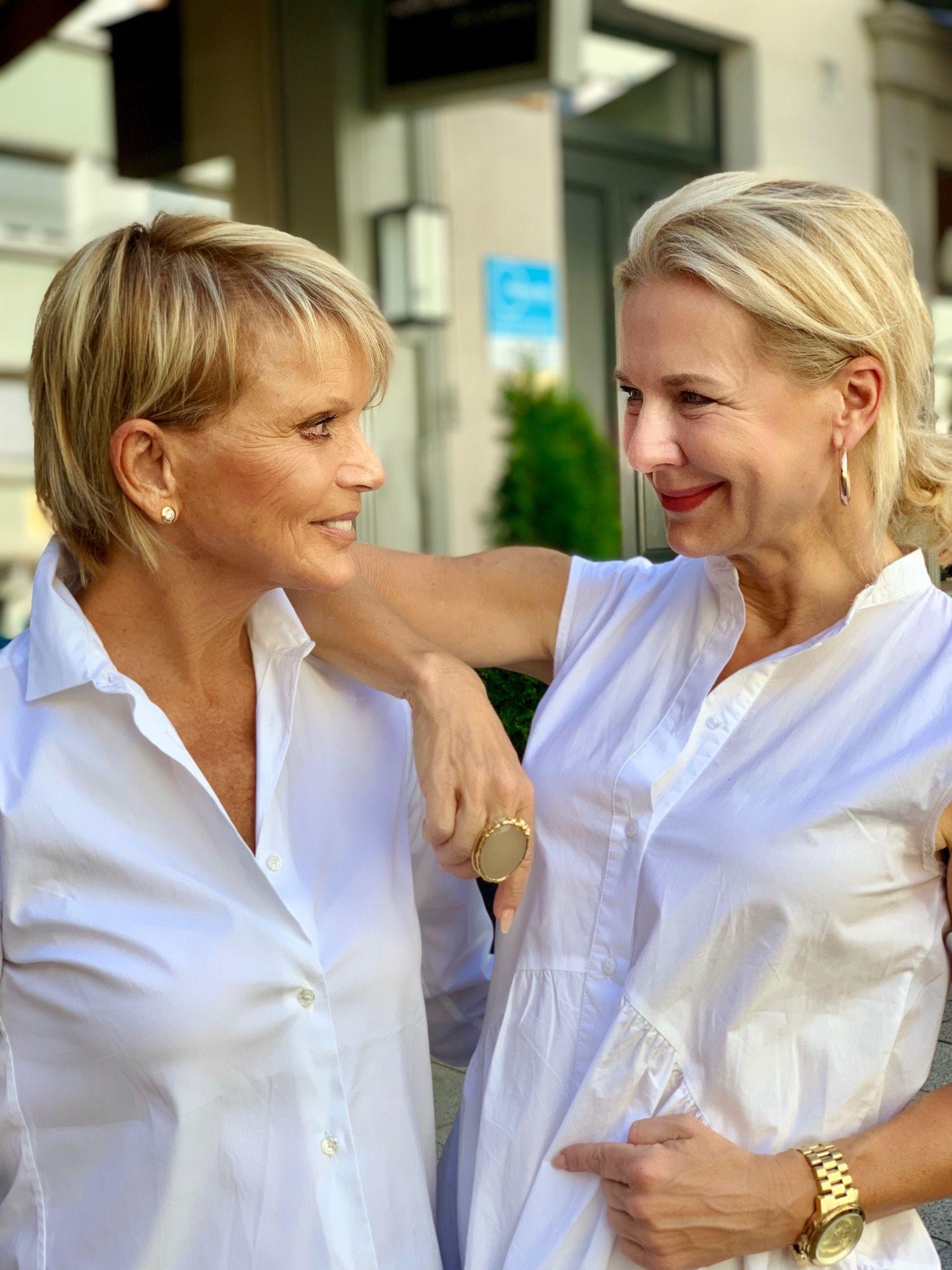 Stilexperte Fur Styling Und Anti Aging 45 Street Style Fur Frauen Naturliches Makeup Friseurin