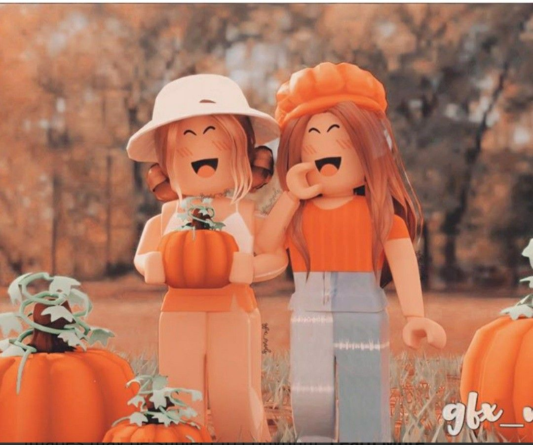 Halloween Girls Not Mine Roblox Animation Roblox Pictures Cute Tumblr Wallpaper