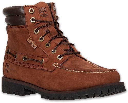 d2f00e5cd2f Timberland Men's Oakwell 7-Eye Moc Toe Boots, Men's Timberland ...