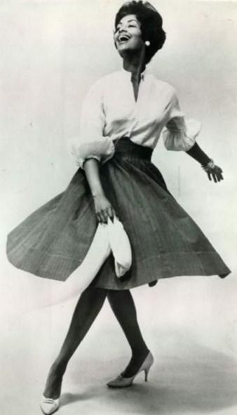Helen Williams. 1960's