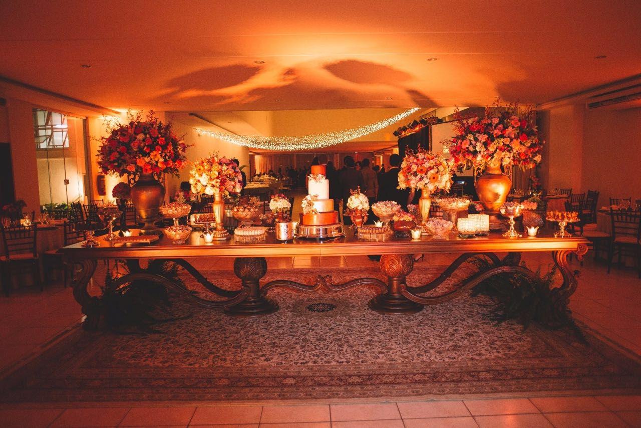 Wedding decor, mesa do bolo, bolo de noiva