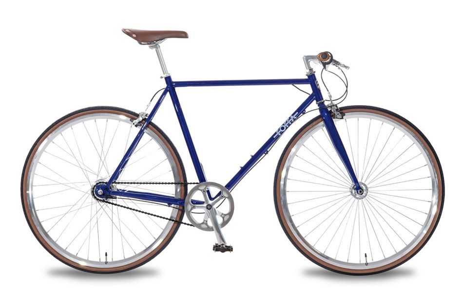 Urban 7 Speed Nexus Hybrid City Bicycle Blue With Images City