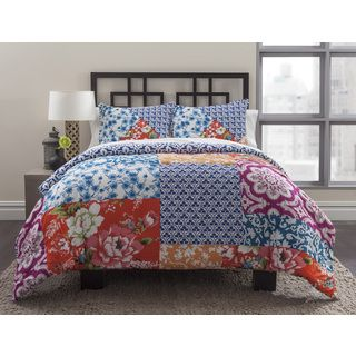 Shop for Pattern Block 3-piece Duvet Set. Get free shipping at Overstock.com - Your Online Fashion Bedding Outlet Store! Get 5% in rewards with Club O!