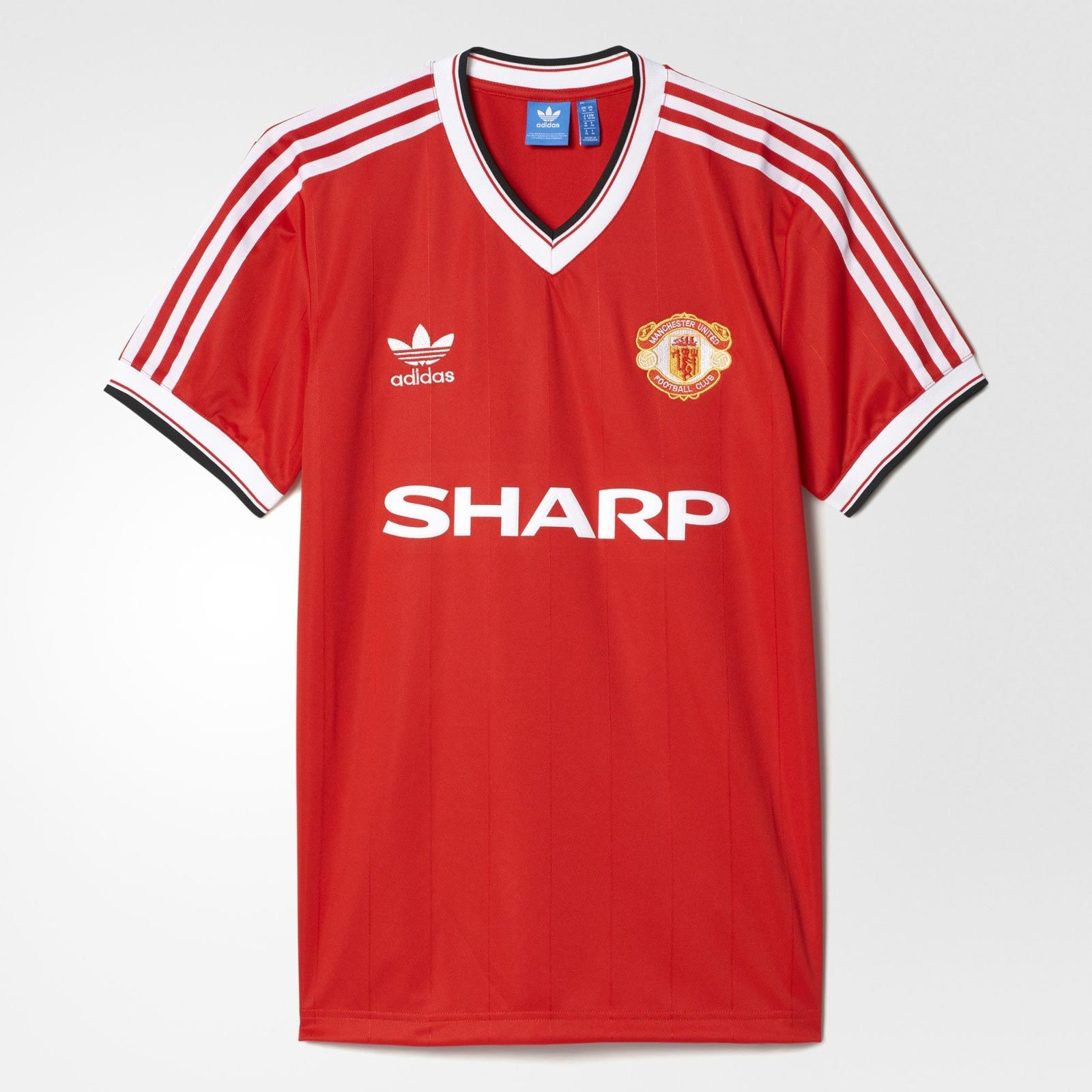 manchester united adidas originals collection