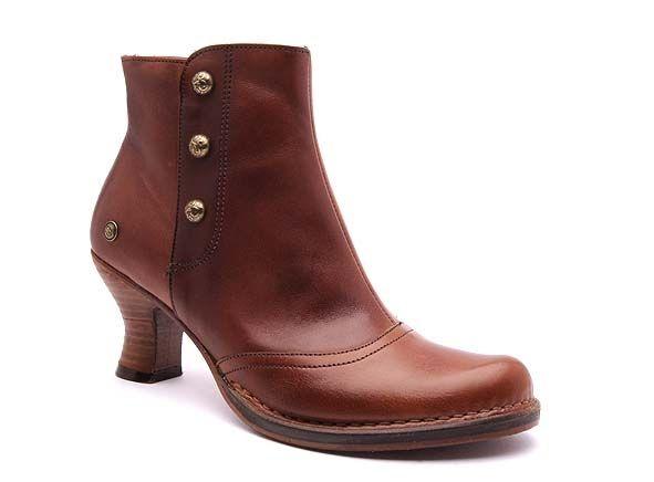 c2c22b35b000af Bottines Bordeaux Neosens - Talons Bobines   Chaussures_Shoes ...
