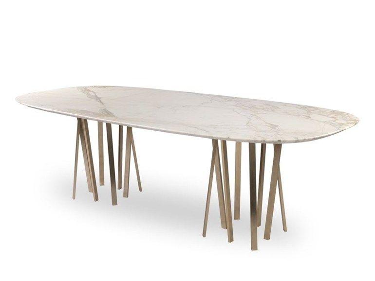 Tavolo Ovale Design : For hall tavolo ovale collezione for hall by paolo castelli design