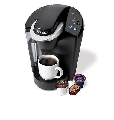 Keurig Elite K40 Single Serve Single Cup Coffee Maker Brewing