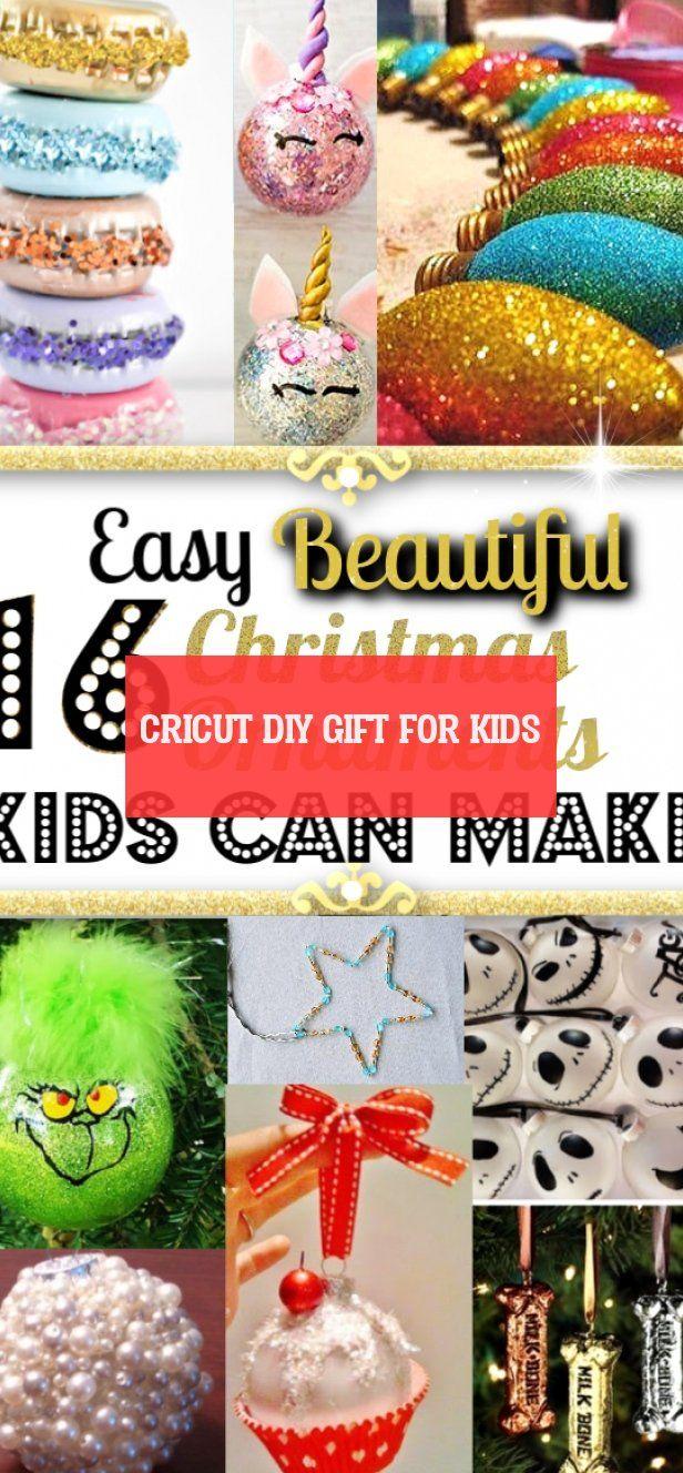 Cricut Diy Geschenk Für Kinder