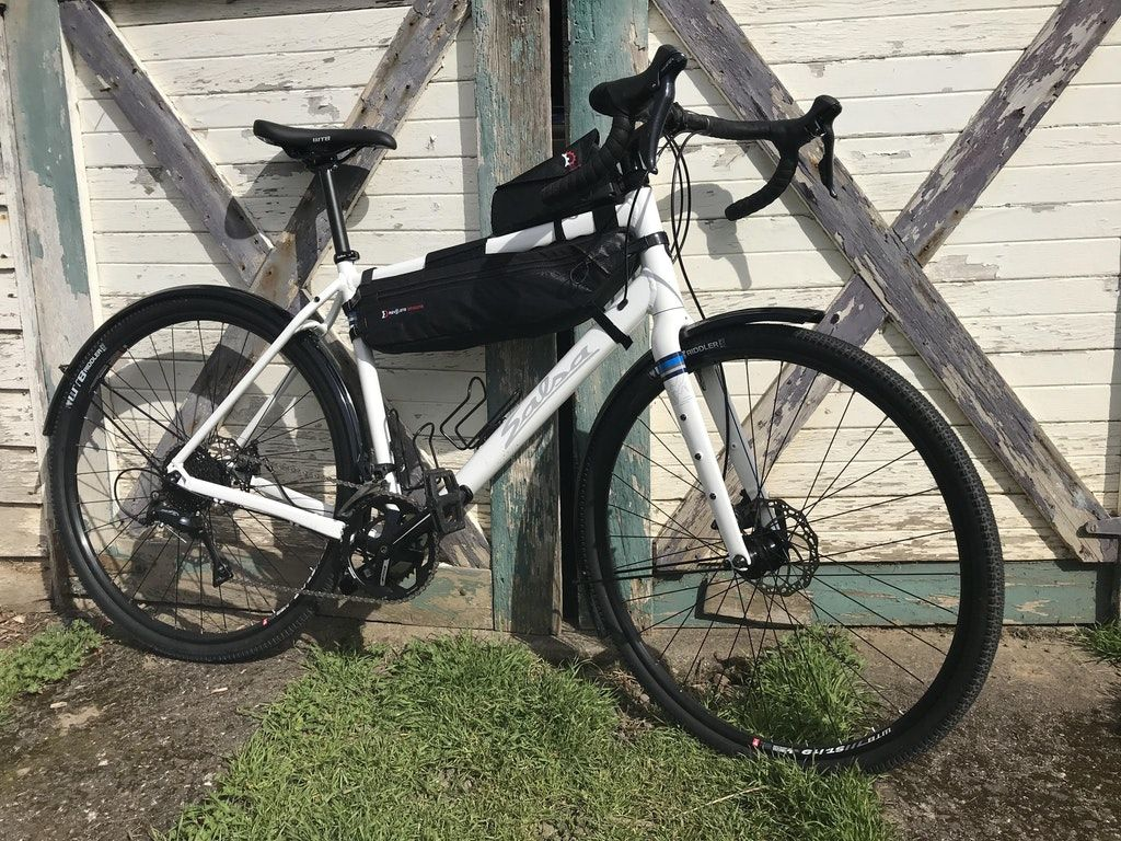 Nbd Salsa Journeyman 700c Bicycling Touring Bike Adventure