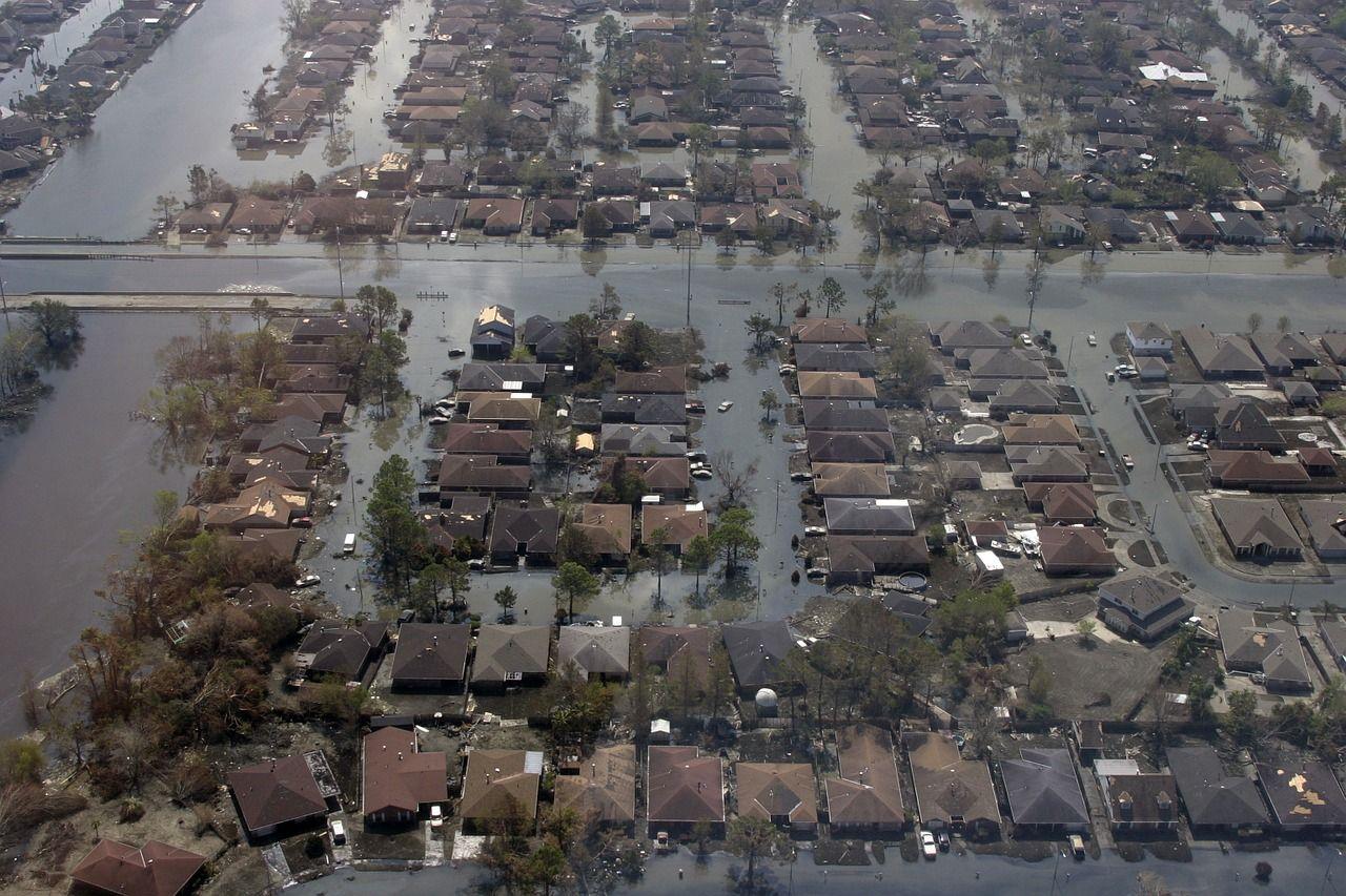 Crisis Analytics Big Data Driven Crisis Response Flood Damage