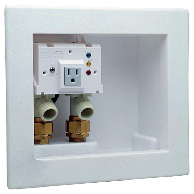 Watts A2c Wb M1 Intelliflow Automatic Washing Machine Water