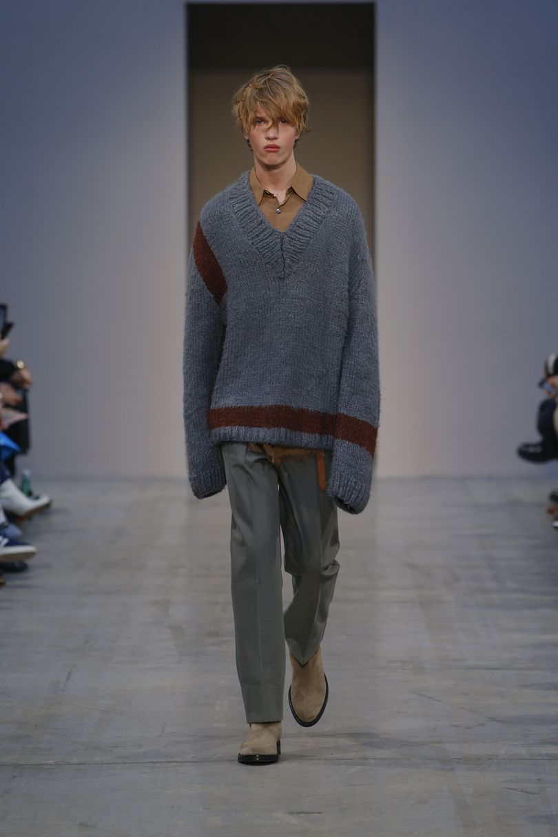 Federico curradi autumnwinter menswear everything is