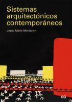 Arqui-Ideas | Sistemas Arquitectonicos Contemporáneos - Josep Maria Montaner