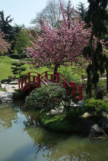 Le Jardin Japonais De Toulouse Midi Pyrenees France Www Gajolles