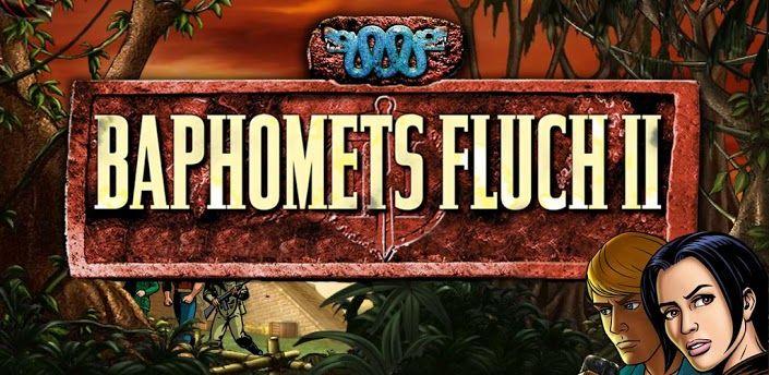 Baphomets Fluch II - Der zweite Teil der Saga ist jetzt da!