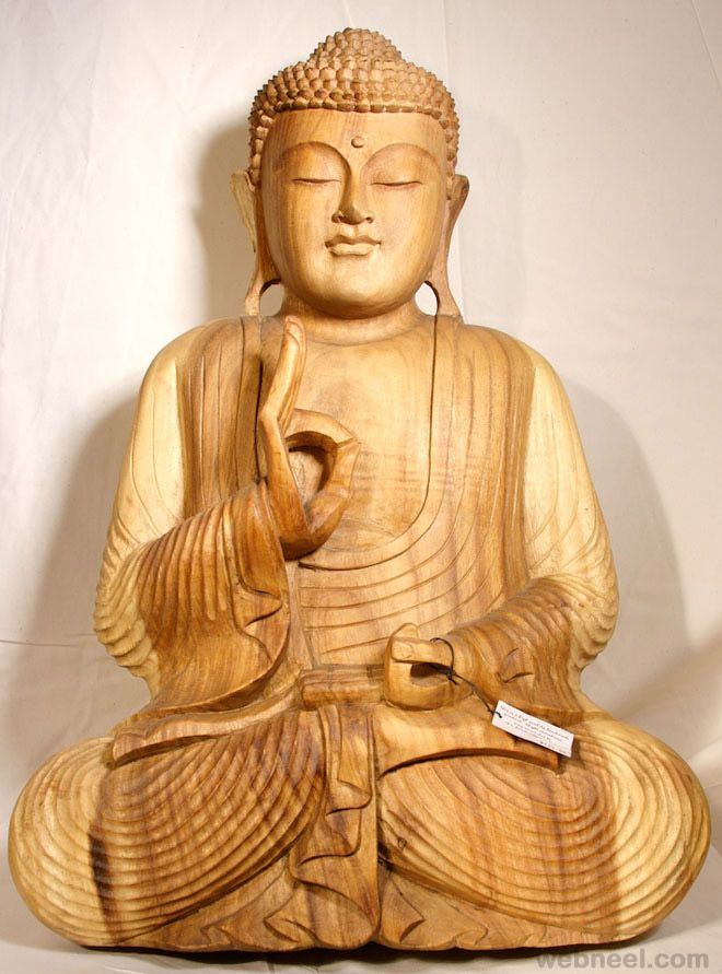 40 Beautiful Wood Carving Sculptures and Designs from around the ...