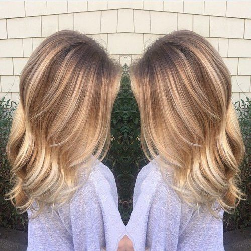45 ideas for light brown hair with highlights and lowlights 45 ideas for light brown hair with highlights and lowlights brown hair with blondelight pmusecretfo Choice Image