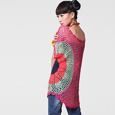 Corto LIEBO Mujeres camiseta de manga Crochet 541701 2016 – $59.99