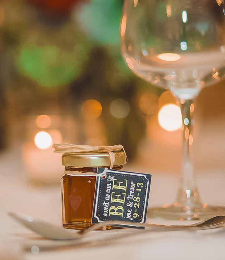 Small Honey Jars Wedding Favors Gallery Wedding Decoration Ideas