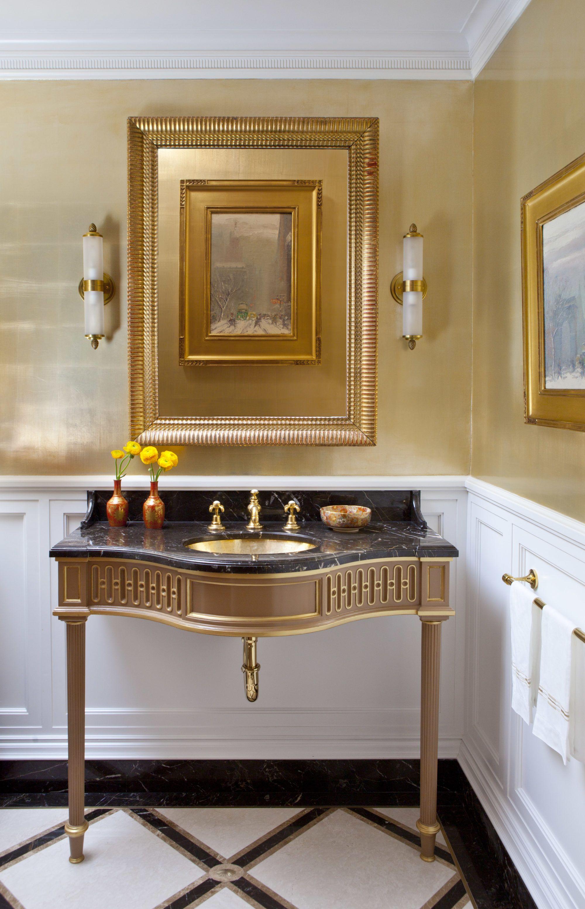 john b murray architect decor pinterest bathroom powder room rh pinterest com