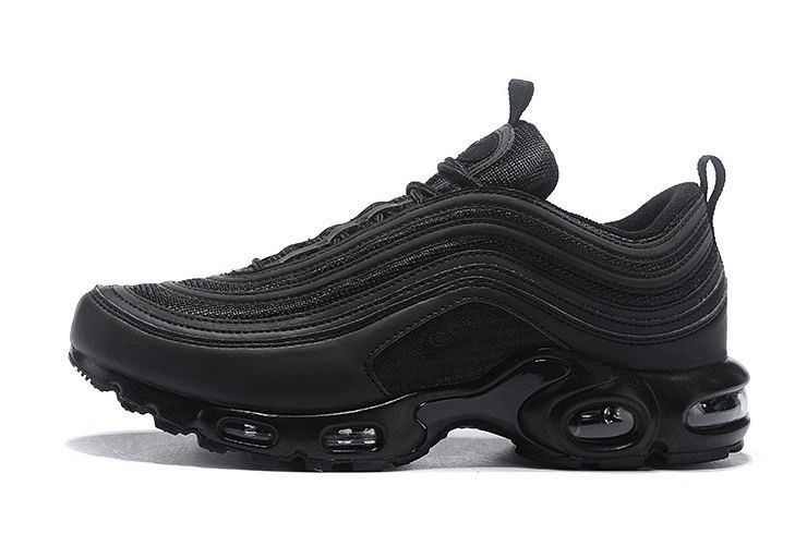 the best attitude bc342 03c9b Triple black Air Max 97 Plus size 8  fashion  clothing  shoes  accessories   mensshoes  athleticshoes (ebay link)