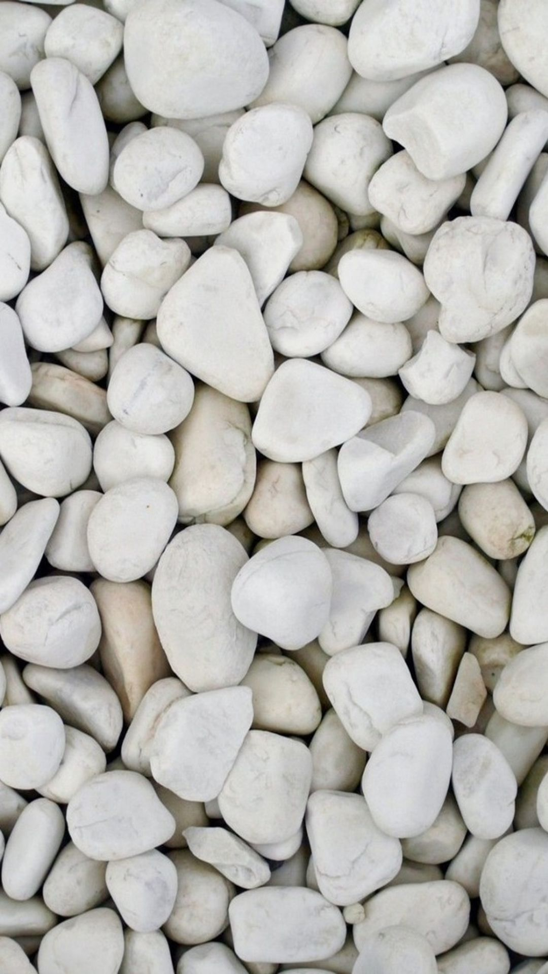 Beach White Pebble Rock Clitter Background Iphone 6