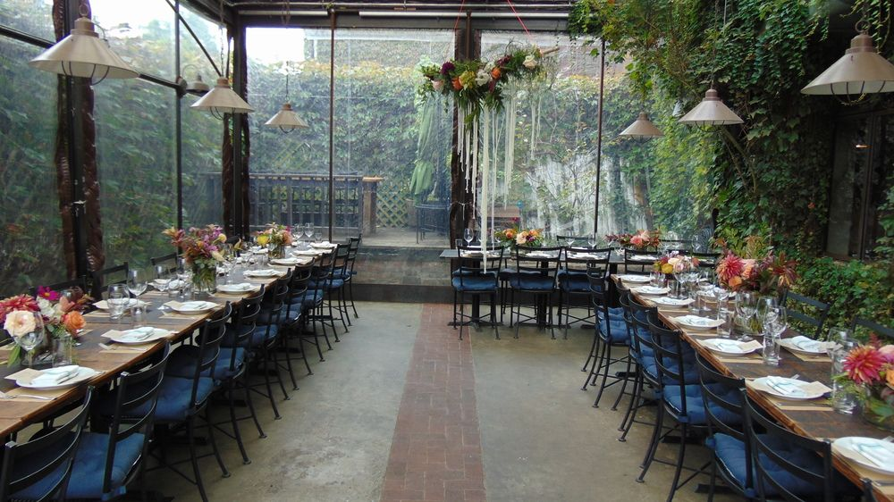 Aurora Brooklyn October Brunch Wedding