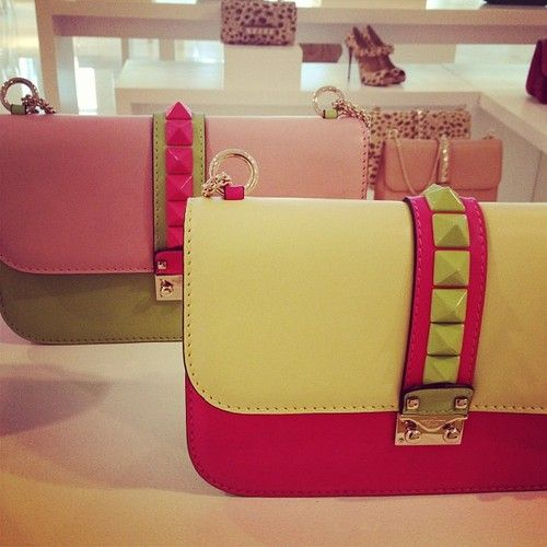 Valentino Resort 2013 bags
