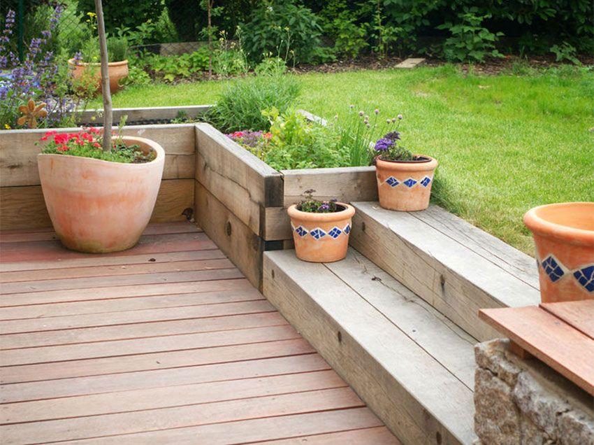 Best Outdoor Teak Wood Flooring Prices Garden Steps Steep 400 x 300