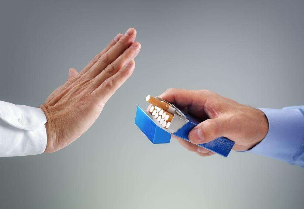 Remédio caseiro para deixar de fumar