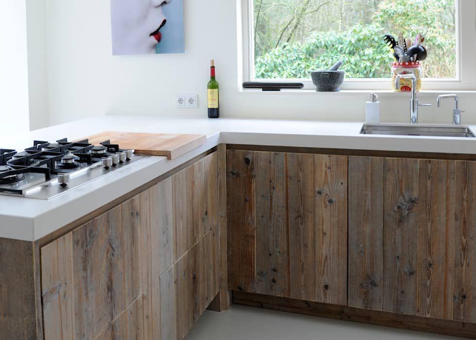 Scandinavian style kitchen by restylexl scandinavian wood ...