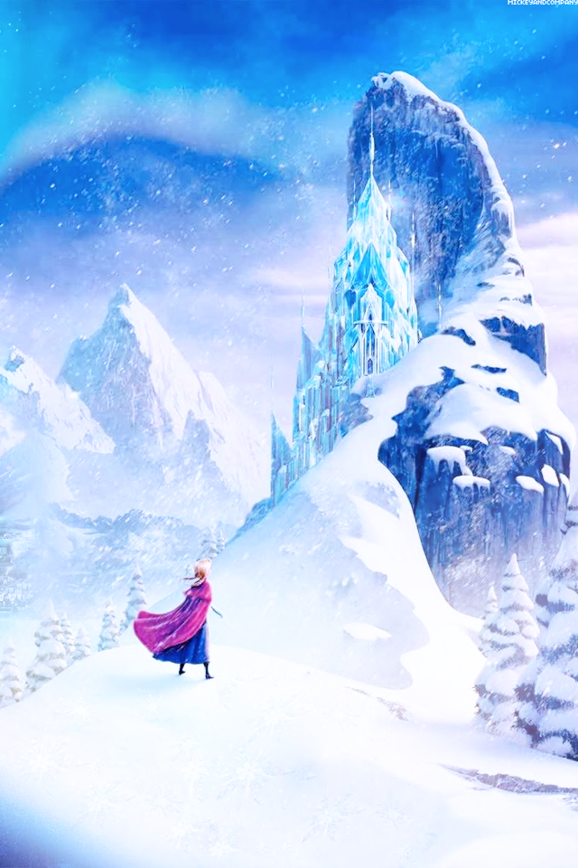 Anna From Frozen IPhone Wallpaper